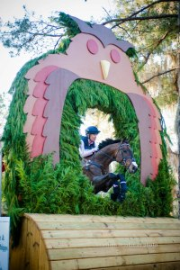 Lara Red Hills Horse Trials 2013